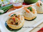 Bếp Eva - Thưởng thức bánh ram ít, hương vị tuyệt ngon xứ Huế