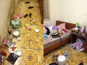 Nhà đẹp - Hãi hùng với những căn phòng trọ bẩn