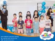 Tin tức cho mẹ - Các bé hào hứng với cuộc thi đánh vần và ghép vần tiếng Anh của POLY