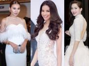 Thời trang - Sao Việt hóa thân thành thiên nga lộng lẫy khiến fan ngơ ngẩn