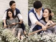 Làng sao - Angela Phương Trinh cùng Võ Cảnh đắm say, lãng mạn trên thuyền tình