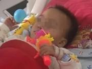 Người lớn sơ sẩy, chị 3 tuổi khiến em 2 tuổi bị liệt nửa người và cắt bỏ thận phải