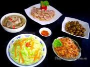 Bếp Eva - Bữa cơm chiều tuyệt ngon cho cả nhà