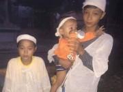 Tin tức - Xót xa mẹ qua đời, bố đi biệt tích, 3 con nhỏ thành trẻ mồ côi