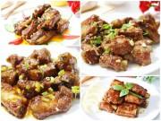 Bếp Eva - Gợi ý 4 món sườn tuyệt ngon cho cuối tuần