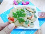 Bếp Eva - Bánh khoai tây lạ miệng đẹp mắt hấp dẫn cho ngày mới
