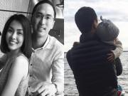 Làng sao - Vợ chồng Hà Tăng đưa quý tử đầu lòng đi du lịch nước Úc