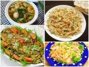 Bếp Eva - Bữa cơm chiều thứ 7 ngon ơi là ngon