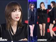 """Làng sao - Taeyeon (SNSD) đẹp hơn khi tăng cân nhưng lại dính nghi vấn """"dao kéo"""" mắt"""