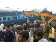Tin tức - Tai nạn tàu hỏa kinh hoàng ở Ấn Độ, gần 100 người thiệt mạng