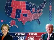 Nhiều đại cử tri bị  & quot;trút bom giận & quot; trên khắp nước Mỹ