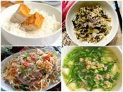 Bếp Eva - Bữa cơm chiều Chủ nhật tha hồ thưởng thức món ngon