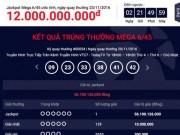 Tin tức - Người thứ 4 trúng vé số điện toán 56 tỉ đồng