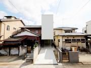 Nhà đẹp - Kéo giãn không gian cho nhà hẹp với chiều rộng vỏn vẹn 3 mét