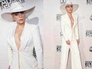 Ơn Trời, Lady Gaga đã hết thời thảm họa thời trang!