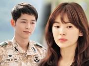 """Song Hye Kyo và Song Joong Ki """"thất nghiệp"""" tại Trung Quốc"""