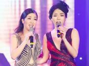 Làng sao - Diva Hồng Nhung lần đầu song ca cùng Nữ hoàng phòng trà Lệ Quyên