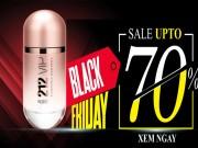 Làm đẹp mỗi ngày - Thế Giới Nước Hoa giảm giá đến 70% dịp Black Friday