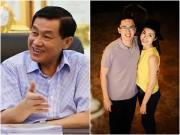 Làng sao - Bố chồng Hà Tăng lần đầu tiên nói về con dâu nổi tiếng