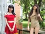 """Xem & Đọc - Siêu mẫu Châu Á Trương Mỹ Nhân khoe thân hình bốc lửa khi vào vai thiếu nữ """"sống ảo"""""""