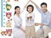 Làm mẹ - Công thức tính chiều cao tương lai của trẻ cực đơn giản và chính xác
