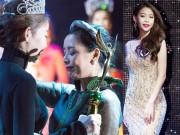 Nghệ sỹ Chiều Xuân chúc mừng người đẹp Hải Dương đăng quang tại Mỹ