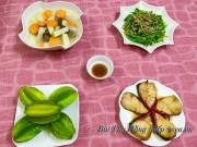 Bếp Eva - Bữa cơm chiều đậm đà ngon miệng