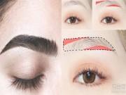 Làm đẹp - Cách chọn dáng lông mày vừa đẹp vừa duyên cho từng gương mặt