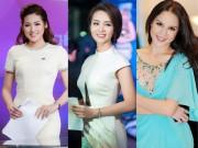 3 Á hậu Việt Nam vừa đẹp vừa khéo nói, cứ xuất hiện là mê hoặc khán giả truyền hình