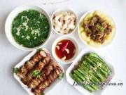 Bếp Eva - Bữa cơm ngon, ấm áp cho cả nhà ngày có gió mùa