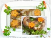 Bếp Eva - Để thịt đông trong veo, ngon hoàn hảo chị em đừng bỏ qua 4 mẹo này