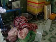 Mua sắm - Giá cả - Phạt 40 triệu đồng cơ sở biến thịt thối thành bò viên