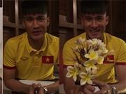 Clip Eva - Công Vinh tặng Thủy Tiên món quà sinh nhật đặc biệt