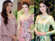 Thời trang - Fan đã mắt với sự biến hóa đẹp miễn chê của Hoa hậu Mỹ Linh