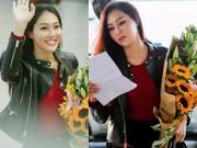 Thời trang - Sau thừa nhận dao kéo, Diệu Ngọc đem 100kg hành lý thi Hoa hậu thế giới