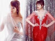 Hari Won gây xôn xao khi bất ngờ mặc váy cưới giữa tin đồn sắp kết hôn với Trấn Thành