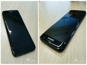 Eva Sành điệu - Samsung Galaxy S7 edge đen bóng lộ ảnh thực tế