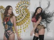 12 món nội y đầu tiên của Victoria's Secret Show đã lộ diện rồi!