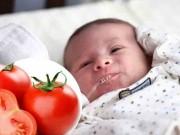 Làm mẹ - 6 sai lầm của mẹ khi cho con ăn cà chua khiến bé bị ngộ độc