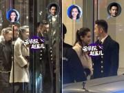 Làng sao - Ngôi sao 24/7: Angelababy lấy tay đỡ bụng bầu, được Huỳnh Hiểu Minh chiều chuộng