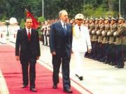 Tin tức - Những hình ảnh không thể nào quên khi Fidel Castro đến Việt Nam