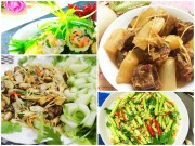 Bếp Eva - Bữa cơm ngon cho chiều thứ 7