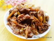 Bếp Eva - Nếu chưa biết nấu gì ăn trôi cơm, hãy làm vịt kho gừng ngon đừng hỏi