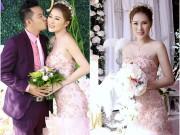 Làng sao - Thiên Bảo làm đám cưới lãng mạn với vợ hoa khôi kém 15 tuổi