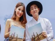 Làng sao - Diễm My 9X, Hứa Vỹ Văn quảng bá phim Tết gây náo loạn đường sách