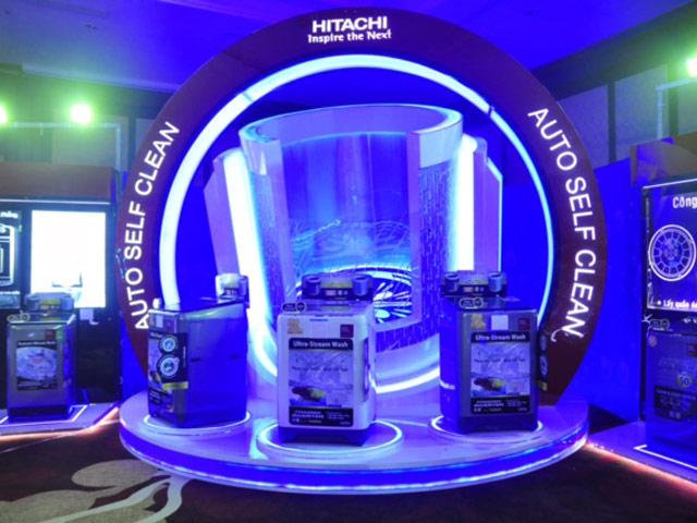 Hitachi giới thiệu máy giặt mới: Thông minh hơn, sạch tinh trong ngoài