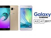 Eva Sành điệu - Samsung Galaxy A5 (2017) sẽ có 4 tùy chọn màu