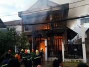 Tin tức - Tin nóng: Cháy lớn ở TP. HCM, ít nhất 2 người chết, 1 người bị thương