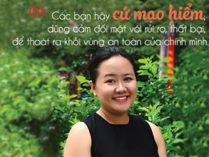 Câu chuyện bình đẳng giới của nữ giám đốc Việt Nam đầu tiên cho CNN money châu Á