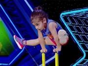 Clip Eva - Em bé 3 tuổi gây sốc với màn nhào lộn đỉnh cao